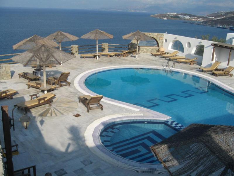 Mykonos Gorgona Hotel 7 Notti 6 Agosto