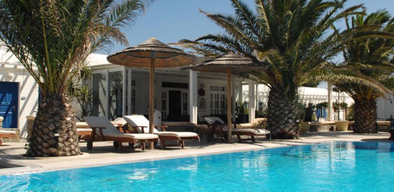 Mykonos Petinaros Hotel 7 Notti 6 Agosto