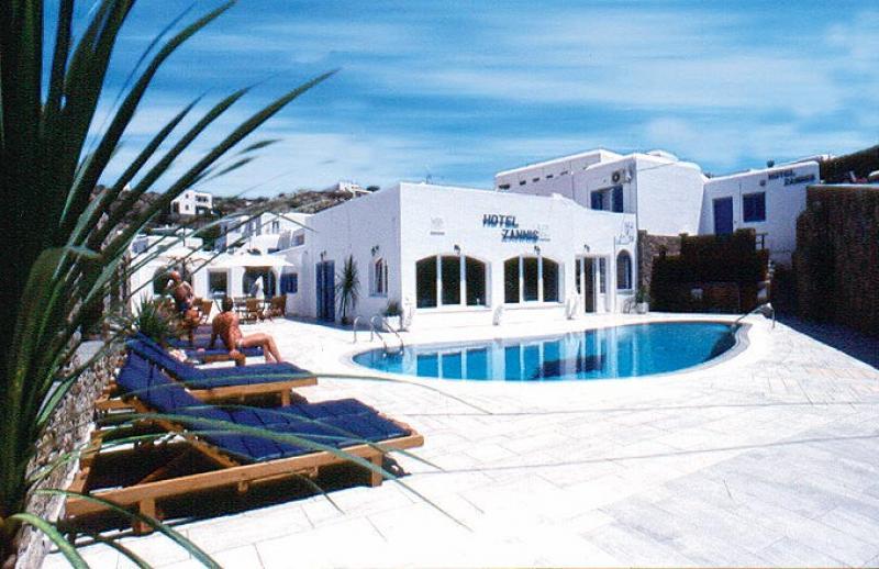Mykonos Zannis Hotel 7 Notti 30 Luglio