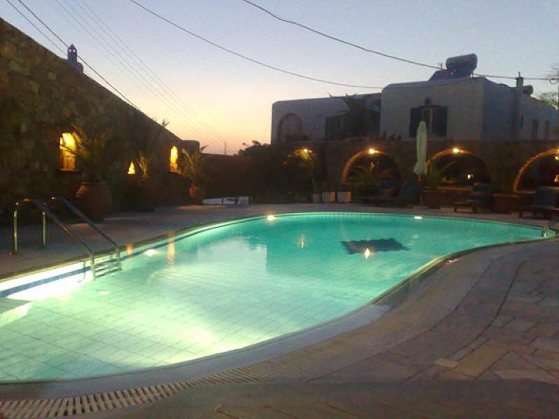 Mykonos Zannis Hotel 7 Notti 6 Agosto