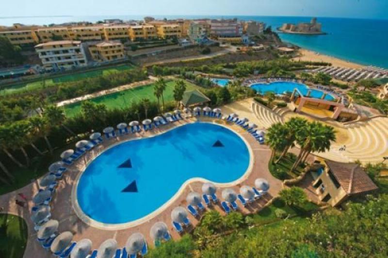Baia degli Dei Beach Resort 26 Luglio - Calabria