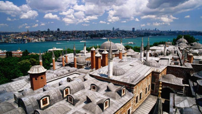 Istanbul 2012-2013 Hotel Antik 4 -