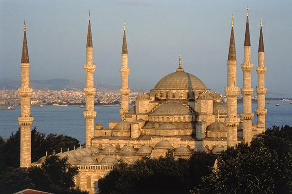 Istanbul 2012-2013 Hotel Ramada Plaza Istanbul 5*
