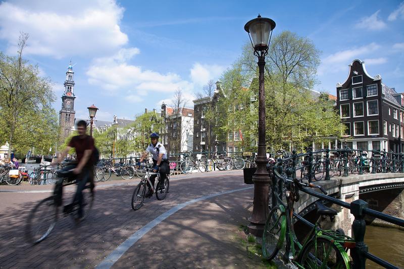 Pasqua ad Amsterdam - NH Doelen partenza Napoli -