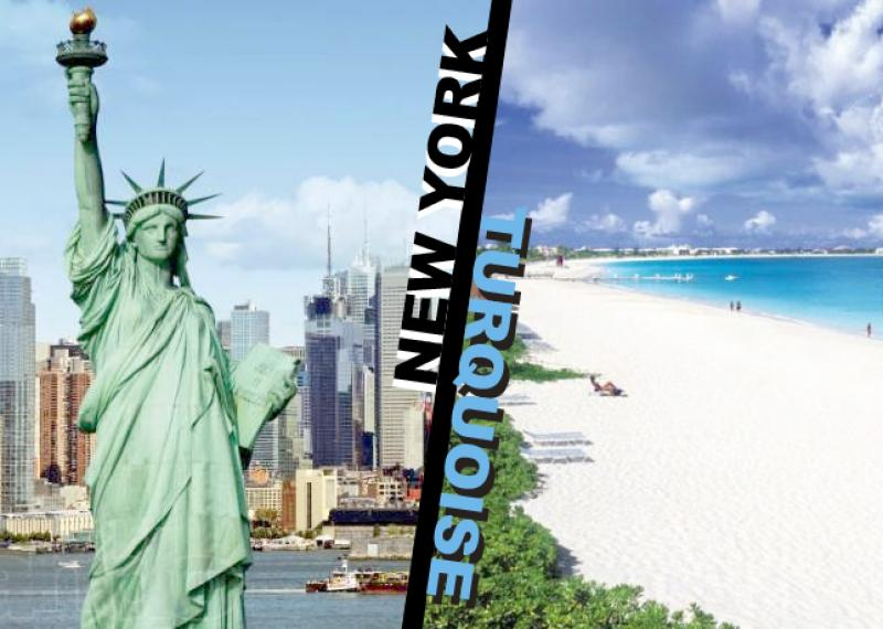 Club Med Speciale - New York  Turquoise -