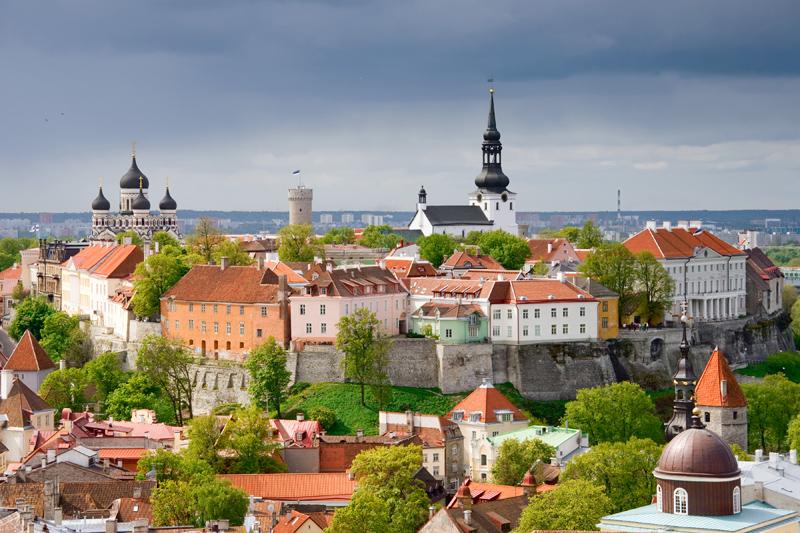 Pasqua a Tallinn - PK Ilmarine***
