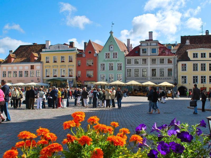 Pasqua a Tallinn - Scandic Palace -