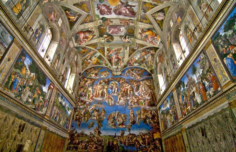 ROMA Musei Vaticati e Cappella Sistina