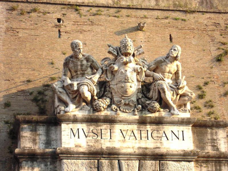 ROMA Musei Vaticati e Cappella Sistina -