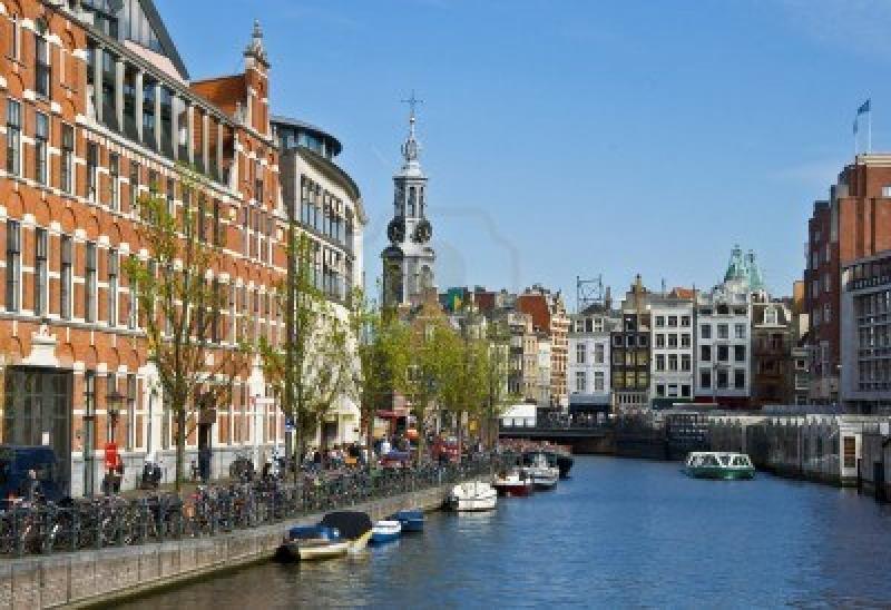 Pasqua ad Amsterdam - BW Blu Square partenza Napoli -