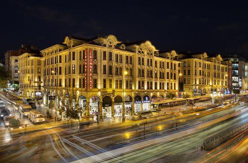 Istanbul 20-23 Aprile 2013 - Hotel Crowne Plaza H.*****