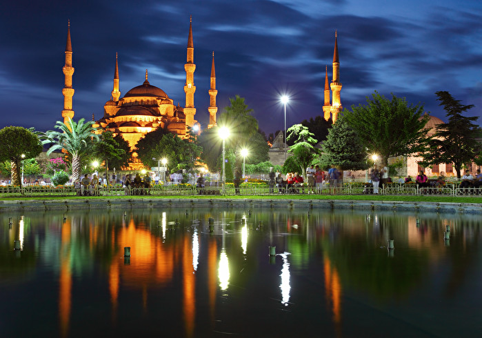 Istanbul 20-23 Aprile 2013 - Hotel Crowne Plaza H - Turchia
