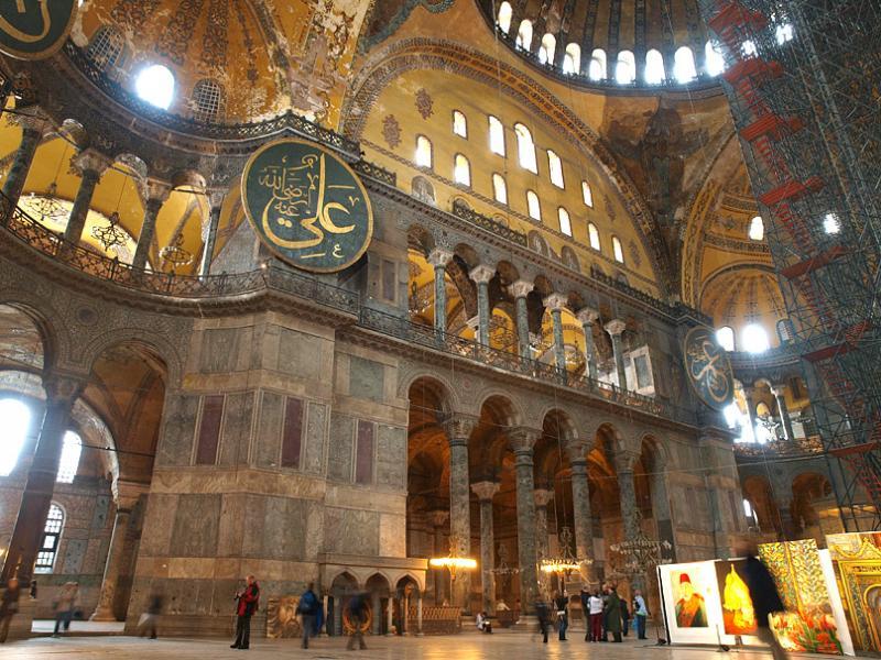 Istanbul 20-23 Aprile 2013 - Hotel Grand Halic -