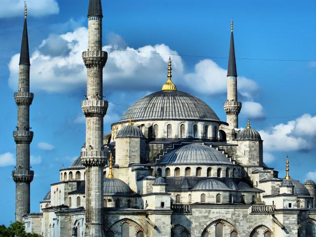Istanbul 20-23 Aprile 2013 - Hotel The Peak****