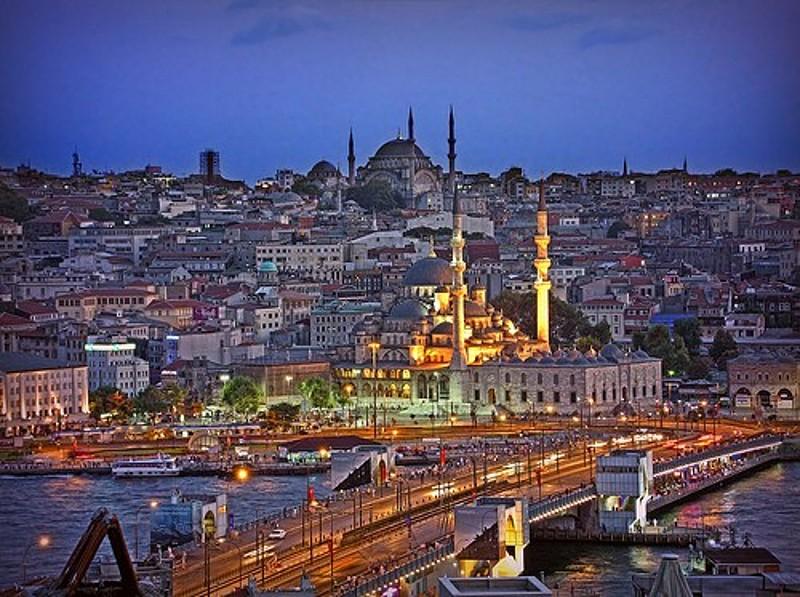 Pasqua ad Istanbul - Hotel Buyuk Sahinler****
