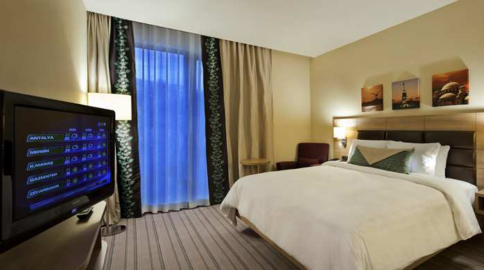 Ponte 1 Maggio a Istanbul - Hotel Hilton Garden Inn G.H.****+
