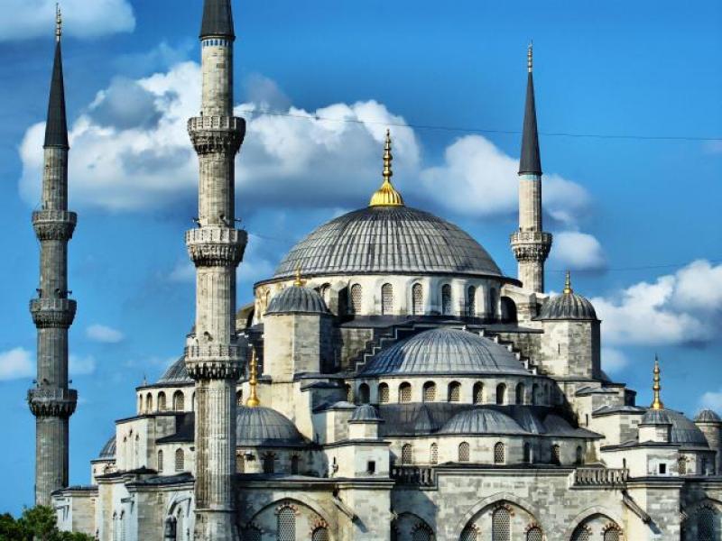 Ponte 1 Maggio a Istanbul - Hotel Hilton Garden Inn GH -