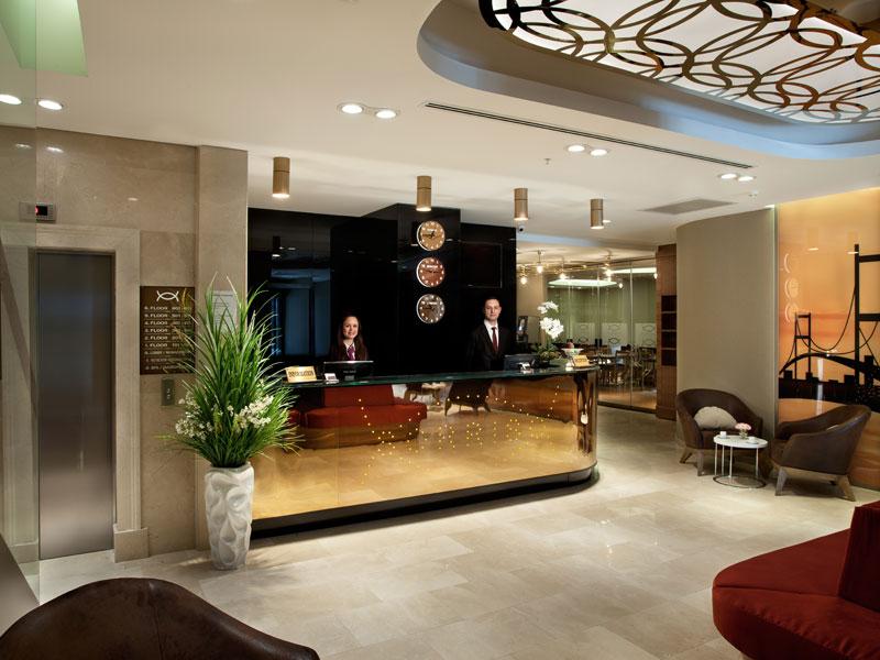 Ponte 1 Maggio a Istanbul - Sorriso Boutique Hotel***